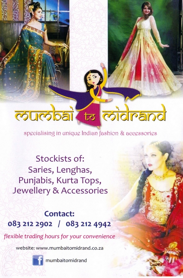 Mumbai To Midrand | Home | Call us today to preview some of
